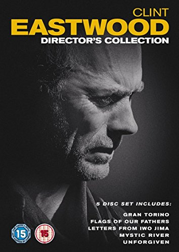 - Clint Eastwood The Director's Collection (Gran Torino / Flags of our Fathers / Letters from Iwo Jima / Mystic River / Unforgiven) [DVD] [2010]