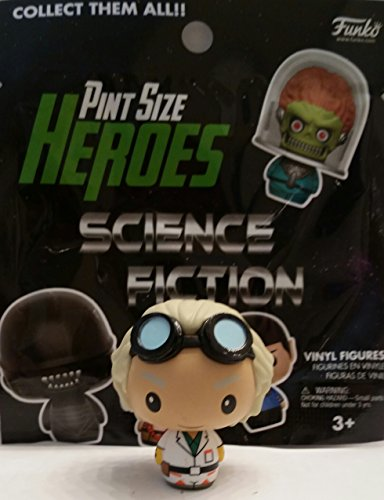 Funko Pint Size Heroes – Science Fiction – Doc Brown