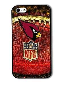 Tomhousomick Custom Design The NFL Team Arizona Cardinals For Iphone 5C Phone Case Cover Personality For Iphone 5C Phone Case Cover