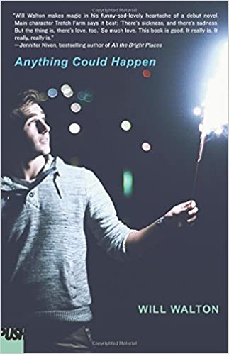 Anything could happen will walton 9781338032499 amazon books fandeluxe Choice Image