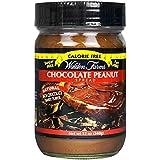 Walden Farms Spread, Peanut Chocolate, 12 Ounce
