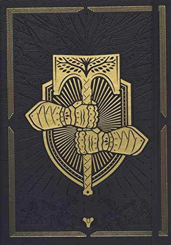 Destiny: Rise of Iron: Blank Hardcover Sketchbook (Insights Deluxe Sketchbooks)
