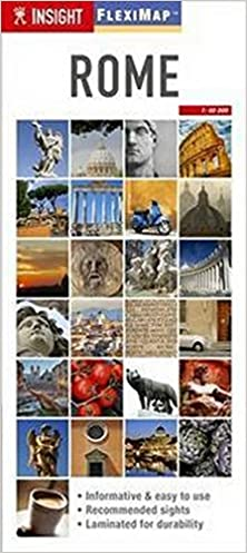 Insight Guides Flexi Map Rome (Insight Flexi Maps): Insight Guides on