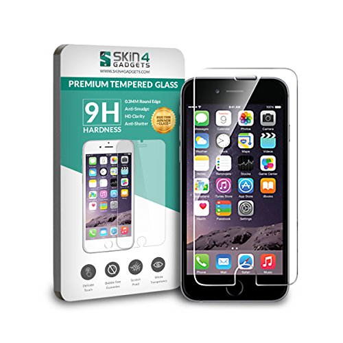 Skin4gadgets S4GOOPTGIP6S Tempered Glass Screen Protector for Apple Iphone 6s
