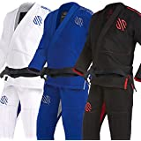NEW RELEASE Sanabul Essentials Version 2 Ultra Light BJJ Jiu Jitsu Gi with Preshrunk Fabric