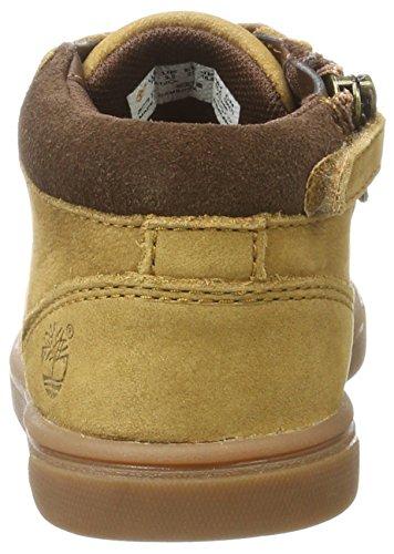 TIMBERLAND Baby Bootie Schuhe A1JCL Braun (Rubber)