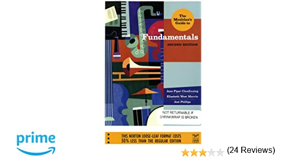 The Musician's Guide to Fundamentals (Second Edition) (The ...