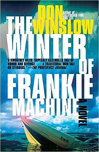 Amazon.com: The Winter of Frankie Machine (Vintage Crime ...
