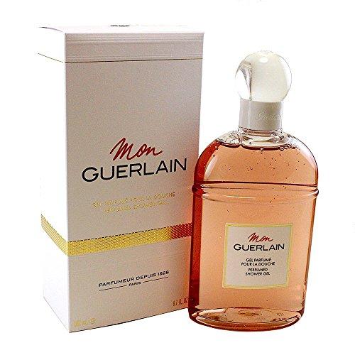 (Guerlain Mon Guerlain Perfumed Shower Gel for Women, 6.7 Ounce)