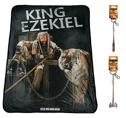 Used, Rabbit Tanaka Bundle of The Walking Dead King Ezekiel for sale  Delivered anywhere in USA