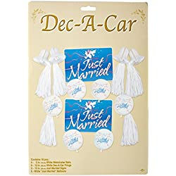 Dec-A-Car Pak Party Accessory (1 count) (18/Pkg)