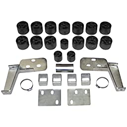 Performance Accessories (112) Body Lift Kit for Chevy/GMC