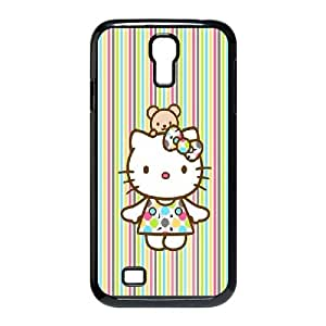 Hjqi - Customized HELLO KITY Phone Case, HELLO KITY Personalized Case for SamSung Galaxy S4 I9500