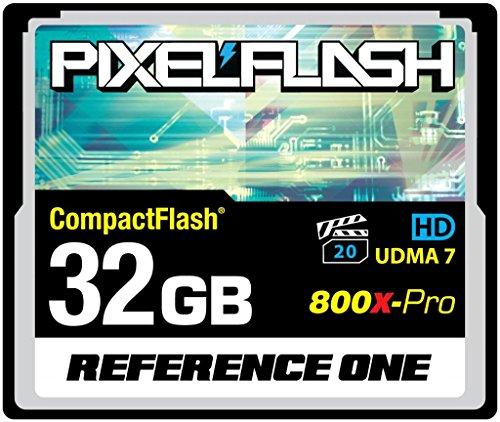 Akai PixelFlash 32GB 800x Compact Flash Memory Card Cf Ca...