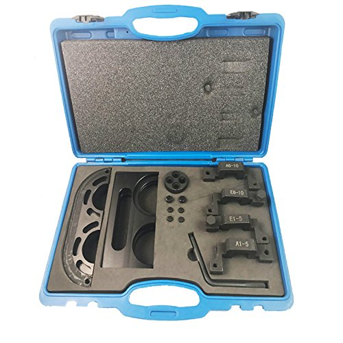 DPL TOOLS 15 PCS Camshaft Locking Timing Tool FOR BMW S85 M5 Engines Camshaft Alignment Tool Set