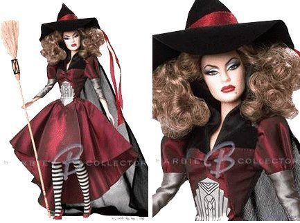 Barbie Wizard of Oz Wicked Witch of the East]()