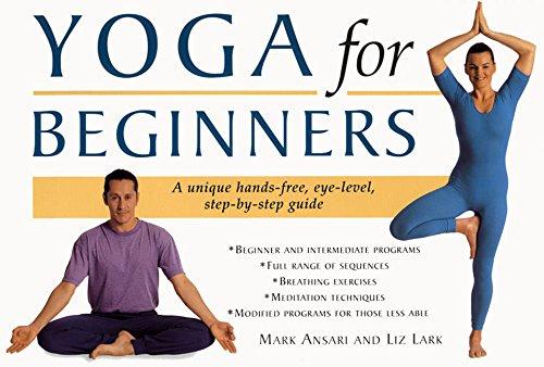 Buy beginner yoga books