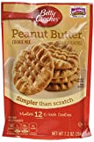 Betty Crocker Cookie Mix, Snack Size Peanut Butter, 7.2 Ounce (Pack of 9)