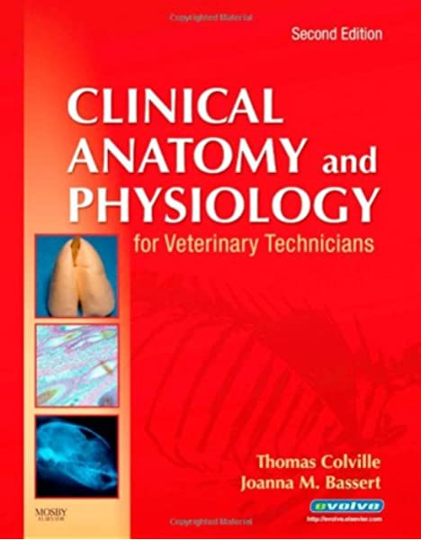 Clinical Anatomy And Physiology For Veterinary Technicians 8585433333335 Medicine Health Science Books Amazon Com