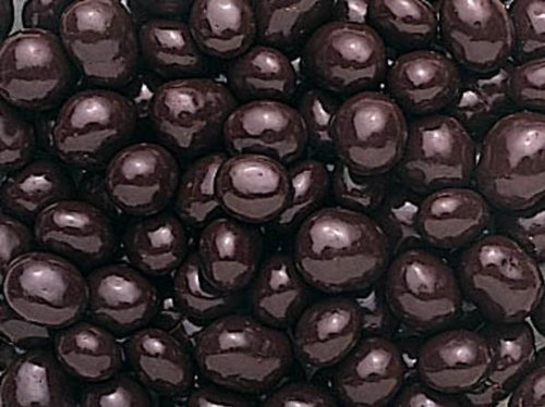 Chocolate Covered Coffee Espresso Beans (Dark Chocolate, 1 Lb)