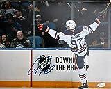 Autographed Connor McDavid 11x
