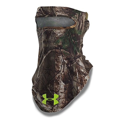 Unisex Scent - Under Armour Unisex Scent Control Hunt Mask, Realtree Ap-Xtra/Velocity, One Size