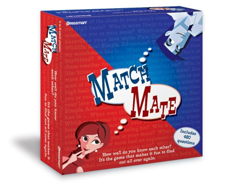 Match Mate Game (Best Match Game Questions)