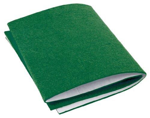 Shepherd Hardware 9433 6-Inch x 18-Inch Light Duty, Adhesive Felt Pad, Green by Shepherd Hardware by Shepherd Hardware