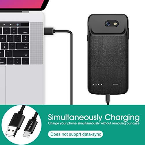 quality design 9f867 8c2e5 Galaxy J7 2017 Battery Case, J7 Sky Pro, J7 Prime, Charging - Import ...