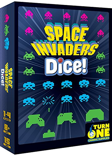 - Space Invaders Dice! Board Game