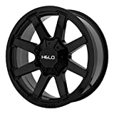 Helo HE909 17x9 8x180 +18mm Gloss Black Wheel Rim