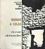 img - for Mundo a Solas book / textbook / text book
