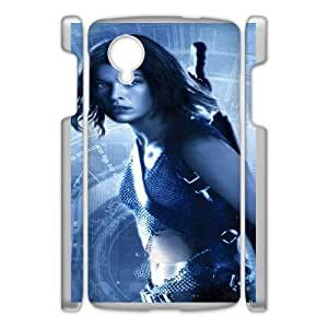 Google Nexus 5 Phone Cases White Resident Evil ERG732310