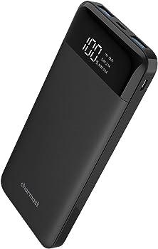 Charmast 10400mAh USB C Portable Power Bank