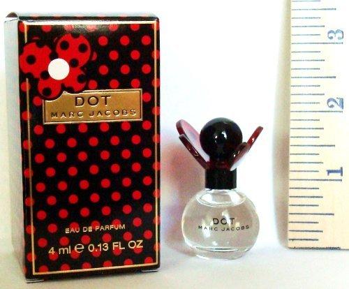 (DOT By Marc Jacobs Eau De Parfum 0.13 oz / 4 ml Splash MINI Travel Size New in Box)