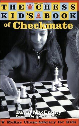 Download The Chess Kid's Book of Checkmate PDF, azw (Kindle), ePub