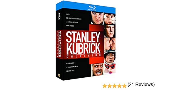 Colección Kubrick Blu-Ray [Blu-ray]: Amazon.es: James Mason, Shely ...