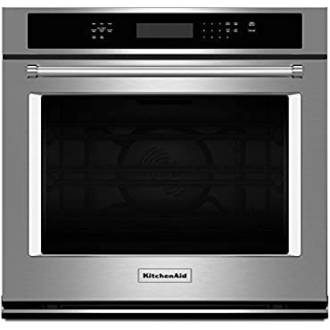 Kitchen Aid KOSE500ESS Electric 5.0 Cu. Ft. Stainless Wall Oven