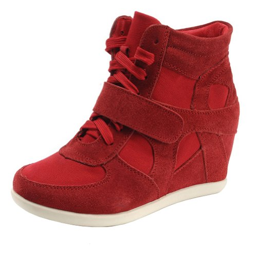 Generic Womens Leather Fashion Sneakers product image