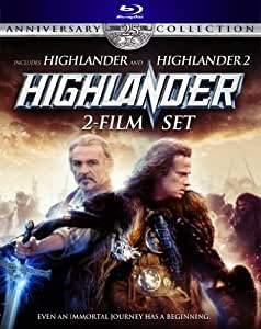 Highlander 2-Film Set [Blu-ray] (Bilingual) [Import]
