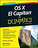 img - for OS X El Capitan For Dummies book / textbook / text book