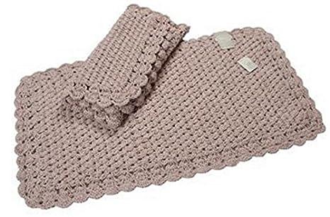Txt Tappeto Rettangolare Le Crochet Lavorazione Manuale All