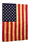 Lantern Hill USA Patriotic Mini Garden Flag- Vertical Double Sided Summer Decorative; Labor Day; Fourth of July; Memorial Day Small Decor for Indoor & Outdoor Decoration, 12 inches x 18 inches