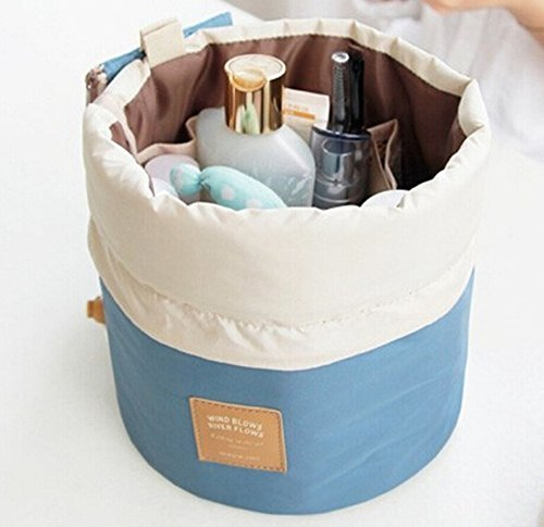 Mr.Pro Waterproof Travel Kit Organizer Bathroom Storage Cosmetic Bag Carry Case Toiletry Bag with Hanging Hook
