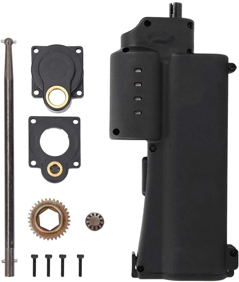Dilwe RC Motor de Arranque, 70111A Arrancador Eléctrico de Mano para HSP 540 Motor 1/10 RC Car Engine