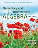 Elementary and Intermediate Algebra W/ Connect Plus Hosted by ALEKS Access Card 52 Weeks, Baratto, Stefan and Bergman, Barry, 0077727665