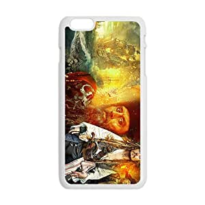 Pirates of the Caribbean Design Pesonalized Creative Phone Case For Iphone 6 Plaus