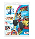 Crayola Mickey and The Roadster Racers Color Wonder Paper and Markers