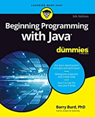 Learn to speak the Java language like the pros Are you new to programming and have decided that Java is your language of choice? Are you a wanna-be programmer looking to learn the hottest lingo around? Look no further! Beginning Programming w...