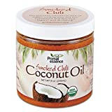 Primal Essence Organic Virgin Coconut Oil Naturally Infused with Whole-Plant Extracts (Chipotle Chili)
